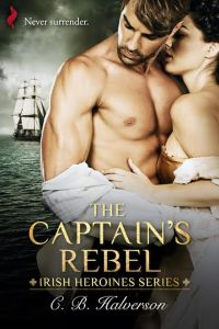 The Captain's Rebel Cover