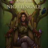 Reveal & Giveaway: Huntress and the Nightingale, Amara Luciano